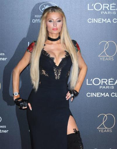 Прозрачное платье Шейк и декольте Ходченковой: звезды оголились на вечере в Каннах