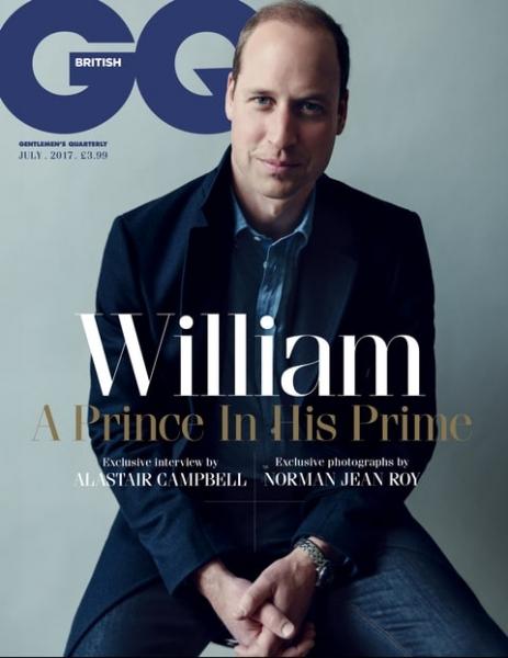 Принц Уильям: «Мне жаль, что мама не увидела Кейт, Джорджа и Шарлотту»