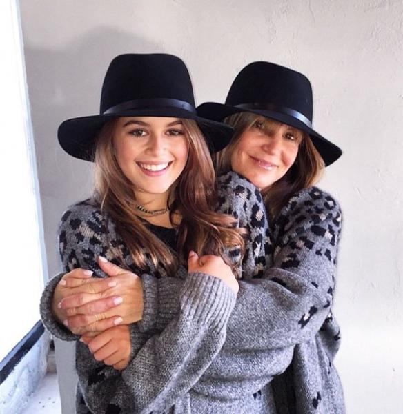 Дочь Синди Кроуфорд поведала о главных секретах красоты своей мамы