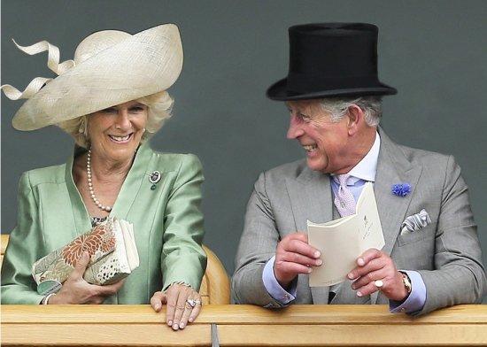Камилла Паркер-Боулз рассказала о романе с принцем Чарльзом