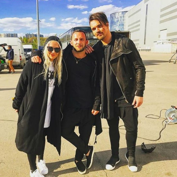 Александр Панайотов не скрывает чувств к дочери Григория Лепса
