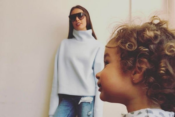Дочка Кети Топурия разительно отличается по характеру от нее самой