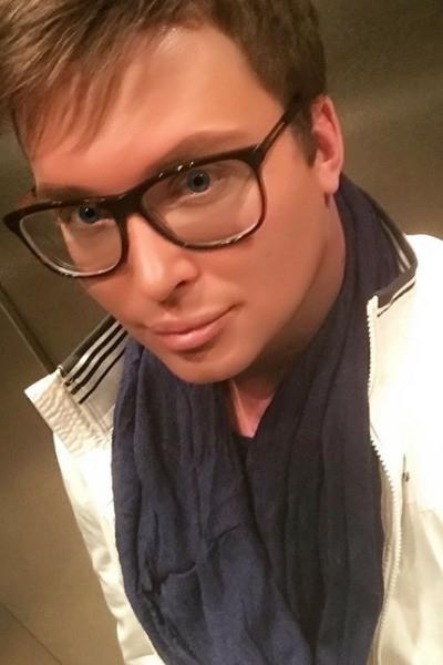 Егора Холявина обвинили в излишней женственности