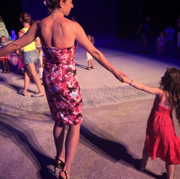 Мария Захарова прояснила состояние своей дочки