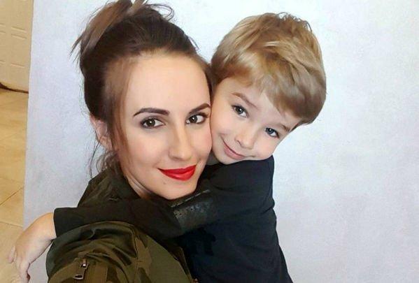 Ольга Гажиенко рассказала о планах на второго ребенка