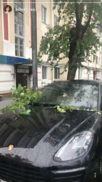 Анфиса Чехова едва не потеряла близкого человека