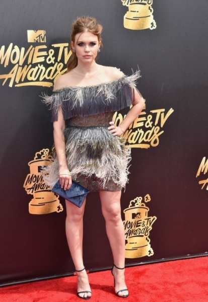 MTV Movie Awards: обзор нарядов