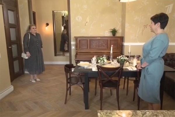 Ирина Муравьева с шиком обустроила квартиру в центре Москвы