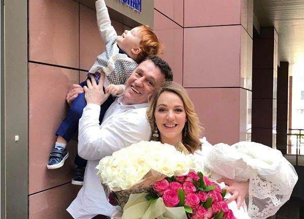 Галина Боб поделилась счастьем быть мамой во второй раз