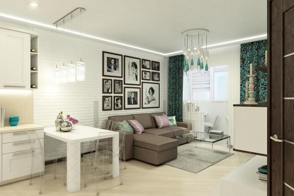 Яркий дизайн-проект вЖКИльинский Парк
