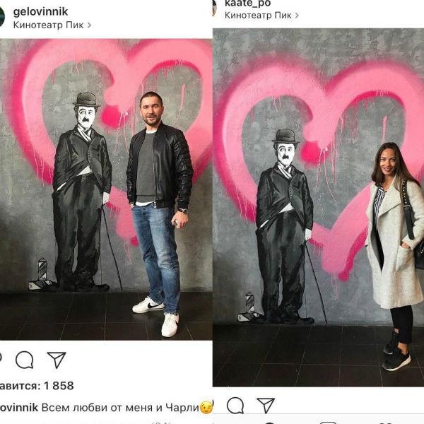 В Сети обсуждают новую возлюбленную Олега Винника