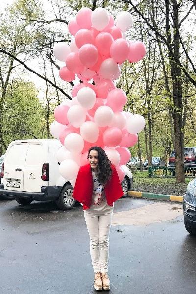 Victoria Dayneko got rid of the gift of her husband