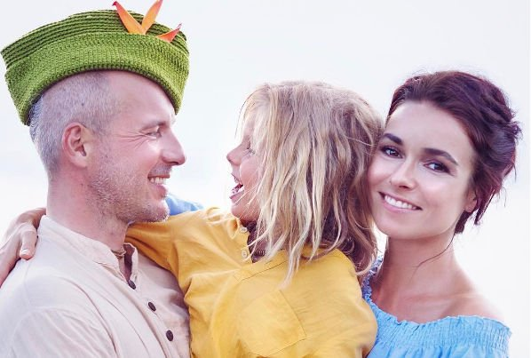 Ирена Понарошку извинилась перед ребенком