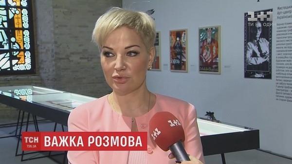 Похудевшая Мария Максакова удивила стрижкой под мальчика