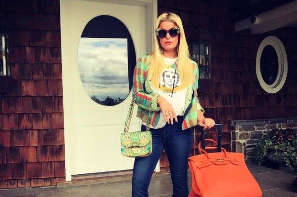 Джессика Симпсон находится в ожидании третьего ребенка