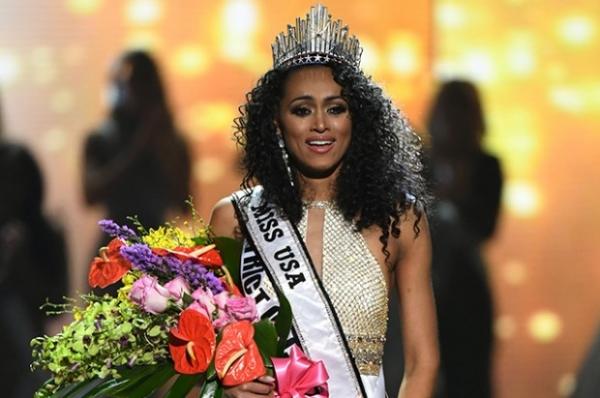 Физик-ядерщик из Вашингтона стала «Мисс США — 2017″