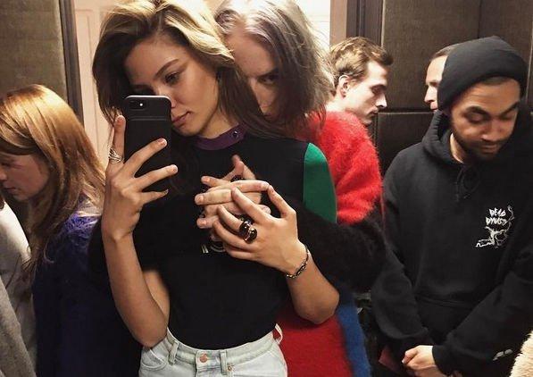 У Евгения Кафельникова состоялся серьезный разговор с парнем дочери