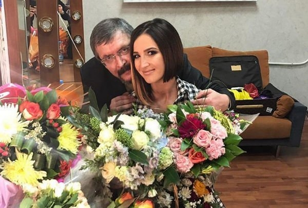 Папа Ольги Бузовой восхищен игрой дочери
