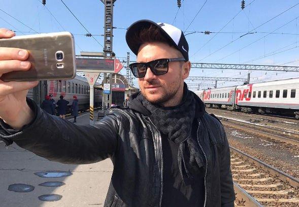 Сергей Лазарев устал от популярности
