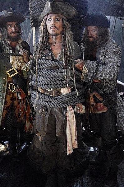 Хакеры украли новую часть «Пиратов Карибского моря» и шантажируют продюсеров