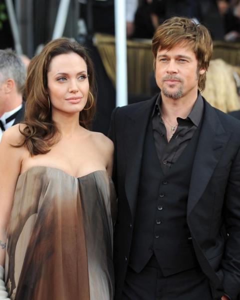 Анджелина Джоли переезжает поближе к Бреду Питту