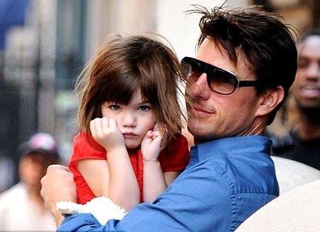 Том Круз ответил на неожиданный вопрос о своей дочке