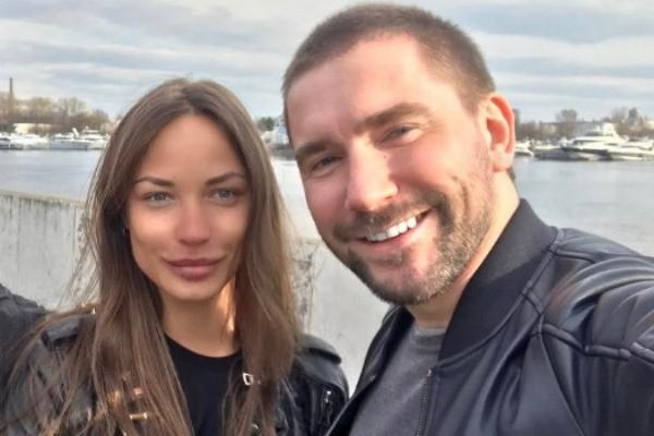 Олег Винник перестал скрывать новые отношения