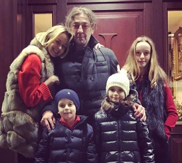 Жена Григория Лепса рассказала, какой у нее романтичный муж