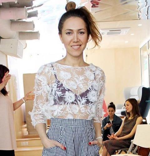 Экс-солистка «Сливок» Карина Кокс намерена стать мамой в третий раз