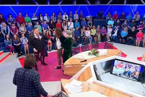 Садальский и Васильева устроили жуткую драку во время ток-шоу