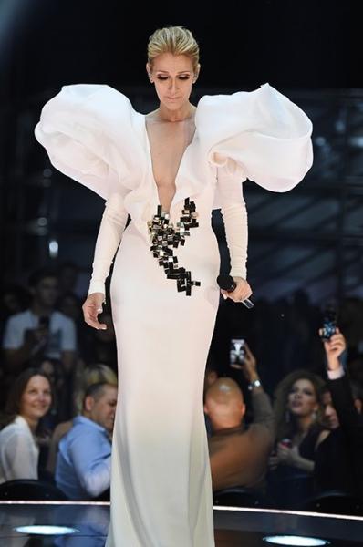 Селин Дион заставила рыдать зрителей премии Billboard Music Awards