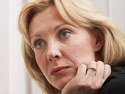Елена Яковлева не смогла попасть на территорию Украины