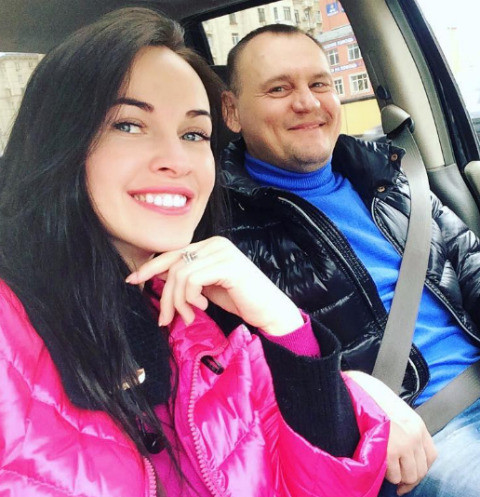 Жену Степана Меньщикова осудили за интимный снимок
