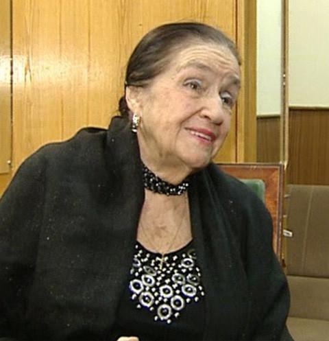 Народная артистка РСФСР Ирина Карташева умерла после тяжелой болезни