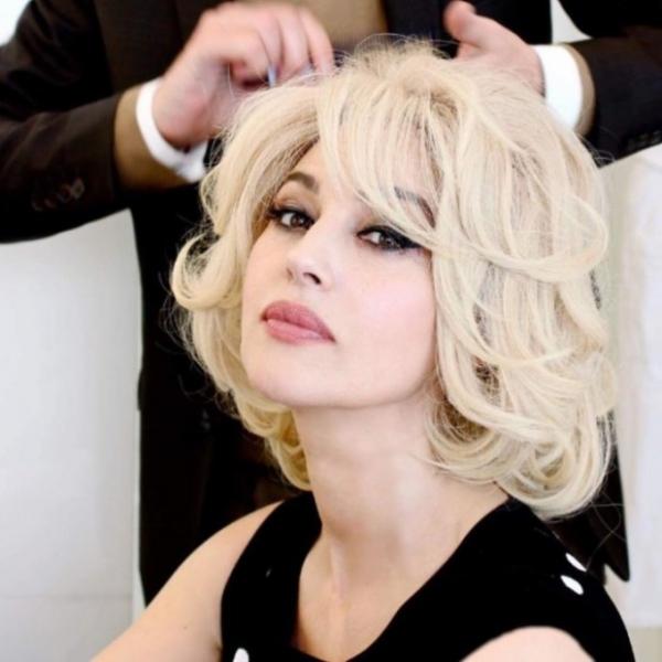 Моника Беллуччи стала блондинкой
