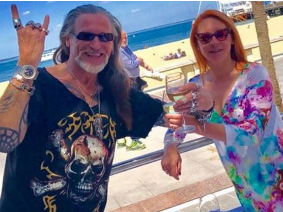 Никита Джигурда и Марина Анисина отметили годовщину венчания