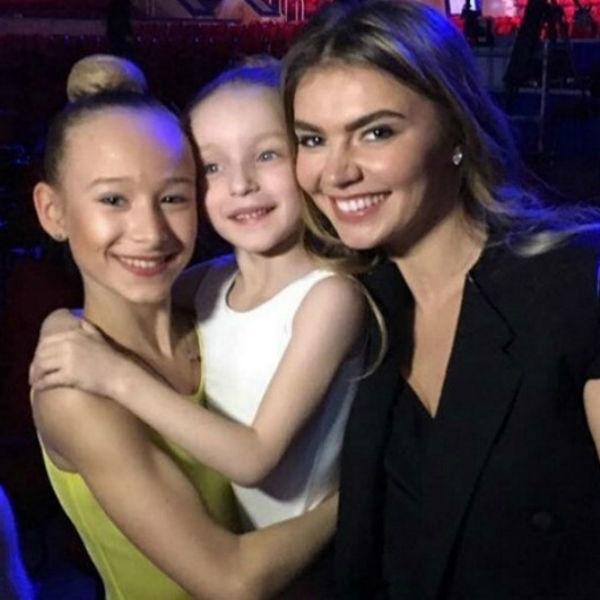 Алина Кабаева: «Пусть дети радуются тому, что у них получается вместе»