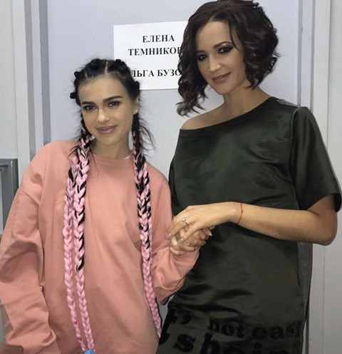 Елена Темникова протянула руку помощи Ольге Бузовой