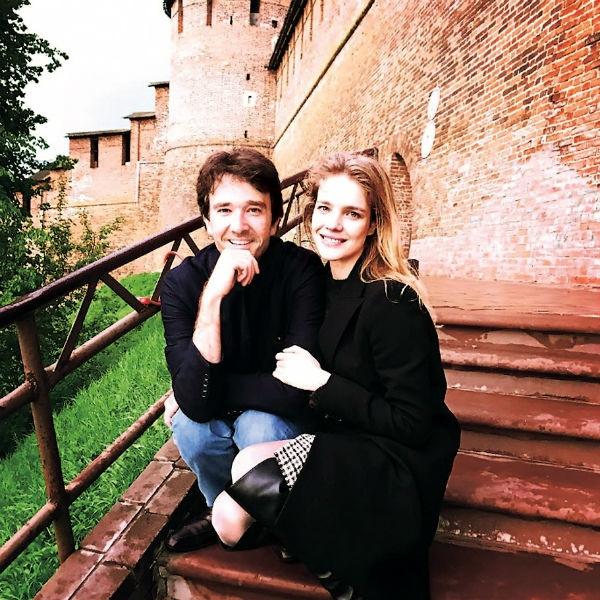 Наталья Водянова наняла для детей репетитора по русскому языку