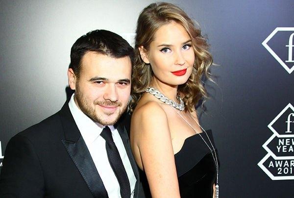 Эмин Агаларов счастлив с новой возлюбленной