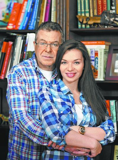 60-летний Андрей Ургант хочет ребенка