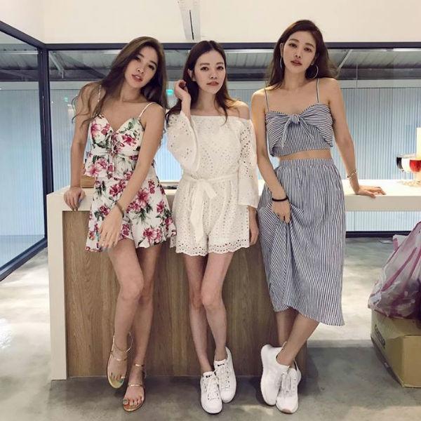 40-летние сестры из Тайваня потрясли мир своей внешностью