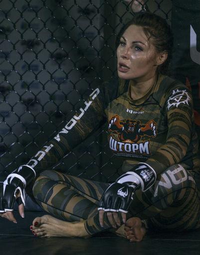 Наталья Бочкарева устроила бои на съемках клипа