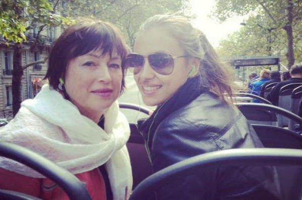 Мама Ирины Шейк поддерживает дочь во всем