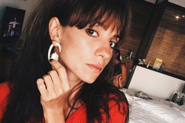 Светлана Светикова получает удовольствие от беременности