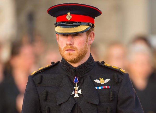 Принц Гарри собирается сделать возлюбленный шикарный подарок
