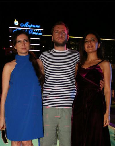 Бондарчука и Андрееву одарили бриллиантами