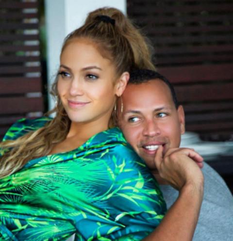 Избранника Дженнифер Лопес обвиняют в интрижке с бывшей возлюбленной