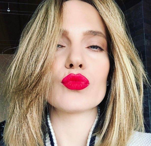 Наталья Ионова рассказала фанатам, как она поддерживает ухоженный внешний вид