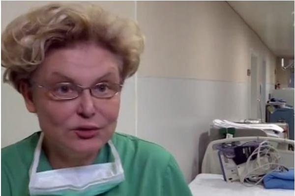 Помощь Елены Малышевой спасла жизнь Николаю Дроздову
